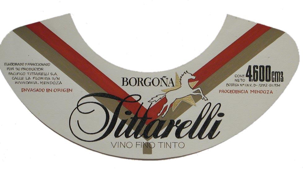 Borgoña Tittarelli