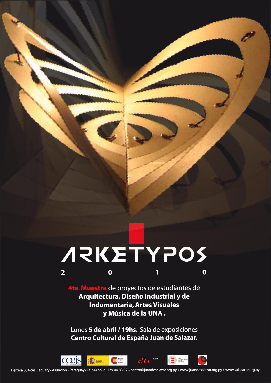 Estudio logos arketypos 2010 muestra de arquitectura for Arquitectura o diseno industrial
