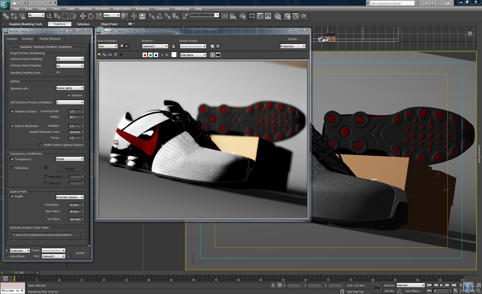 Estudio logos autodesk 3d max 2011 un software para for Modelar habitacion 3d max