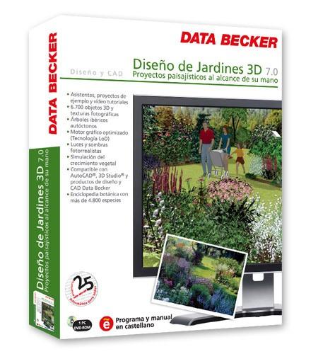 Estudio logos software para el dise o de jardines en 3d for Programa diseno de jardines