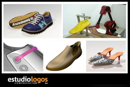 ebe3c3a9 Estudio Logos | Capacitación en diseño y modelado de calzados