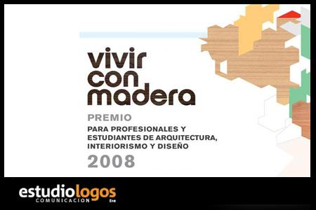 Estudio logos espa a premios vivir con madera 2008 for Ministerio de relaciones interiores espana